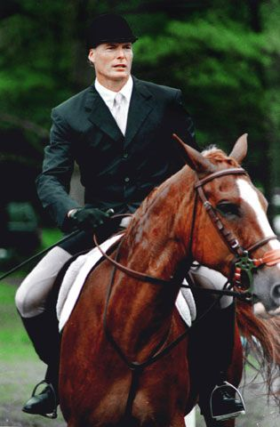 Christopher Reeve - The Mustang