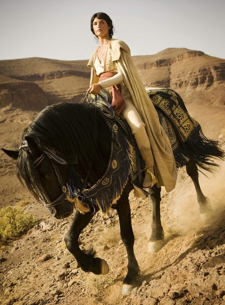 Gemma Arterton - The Mustang