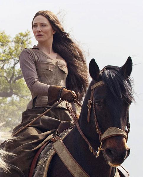 Cate Blanchett - The Mustang