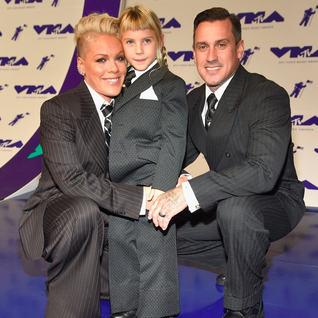 Pink and family - The Mama Bear