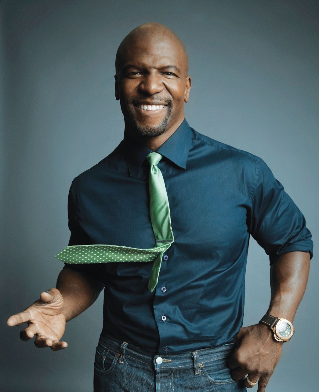 Terry Crews - Mars in Cancer