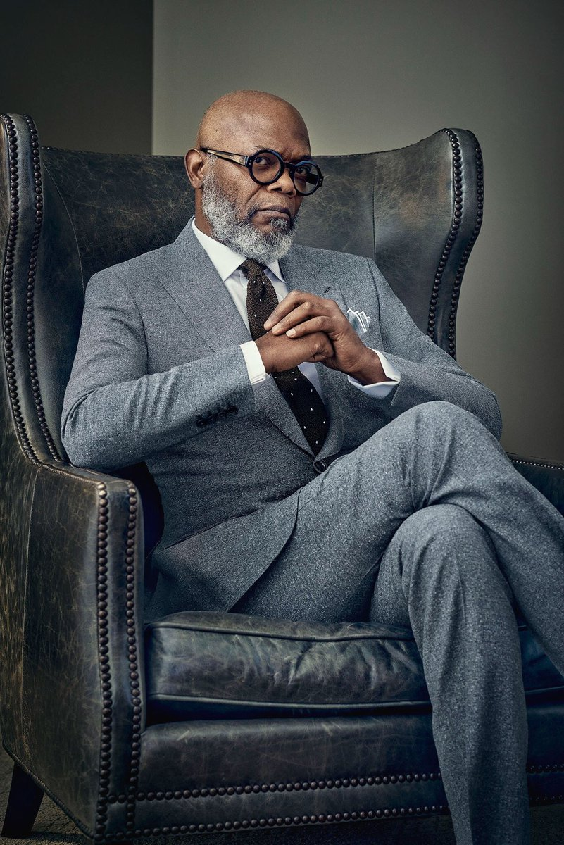 Samuel L Jackson - The Boss