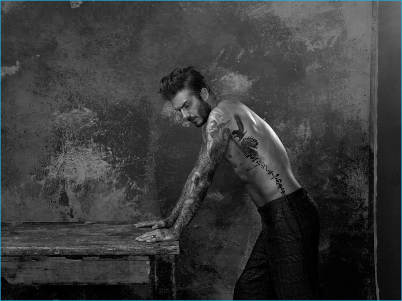 David Beckham - The Poet