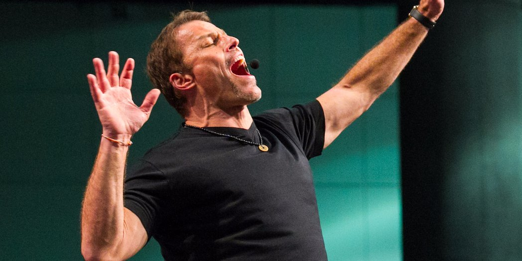 Tony Robbins - The Trailblazer