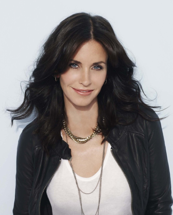 Courtney Cox - The Sweetheart