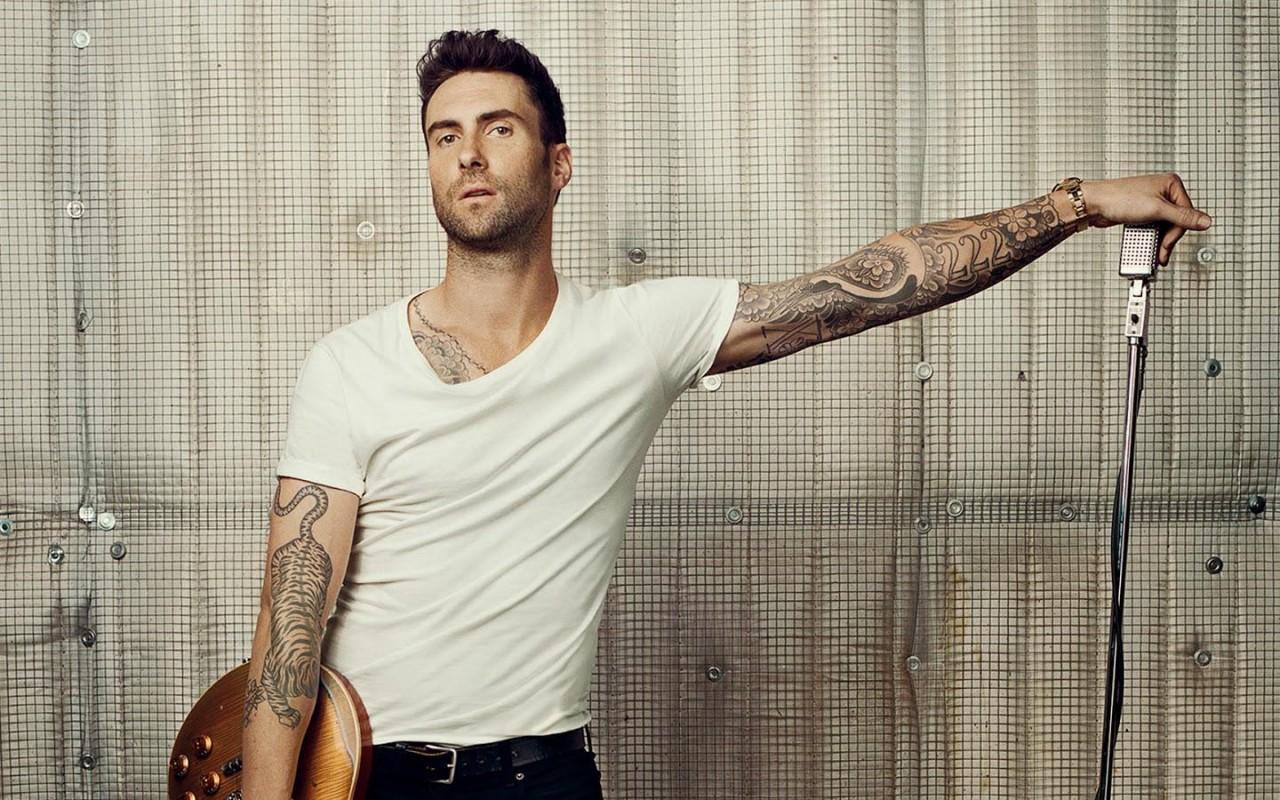 Adam Levine - The Poet