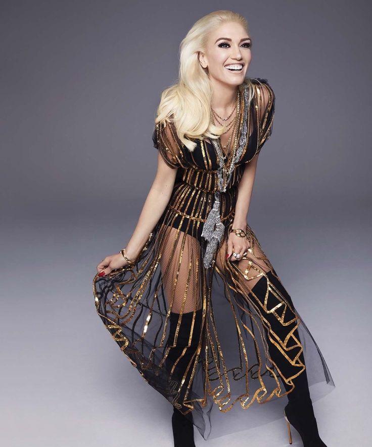 Gwen Stefani - Venus in Virgo