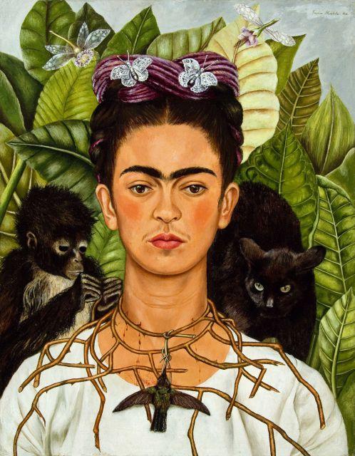 Frida Kahlo - Sun in Cancer