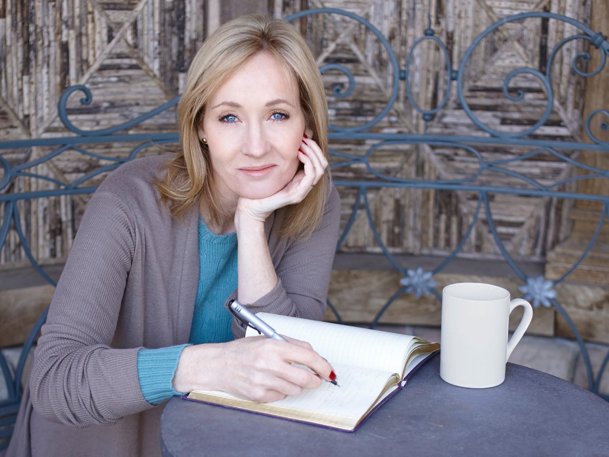 J.K. Rowling - Mercury in Virgo