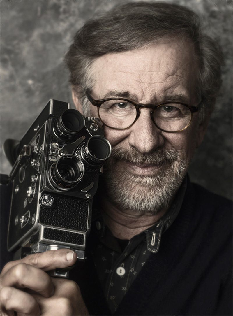 Steven Spielberg - Mercury in Sagittarius