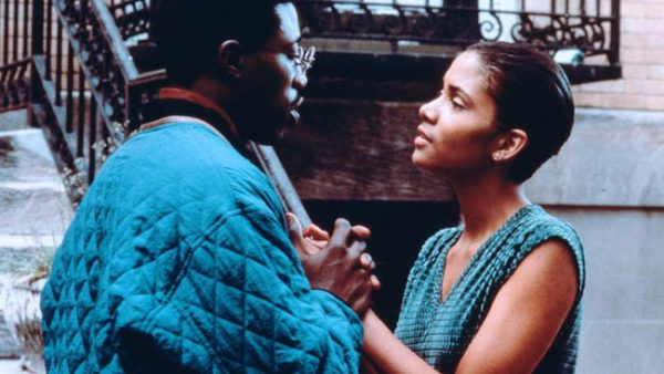 Wesley Snipes and Halle Berry