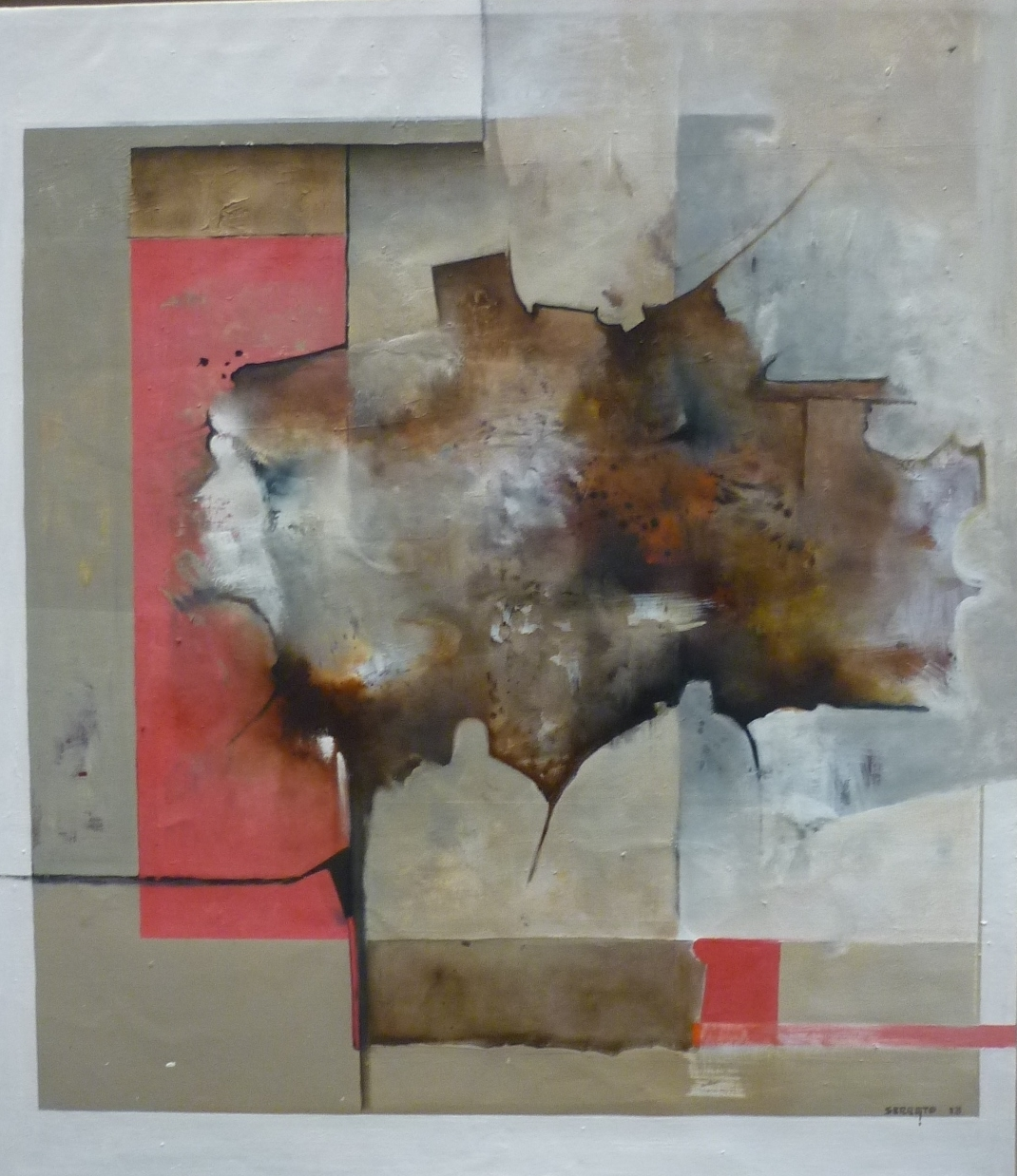 Untitled  by Jorge Serrato