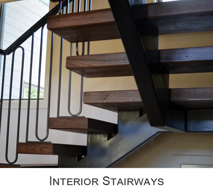 Interior Stairways