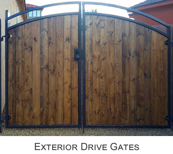 Drive Gates