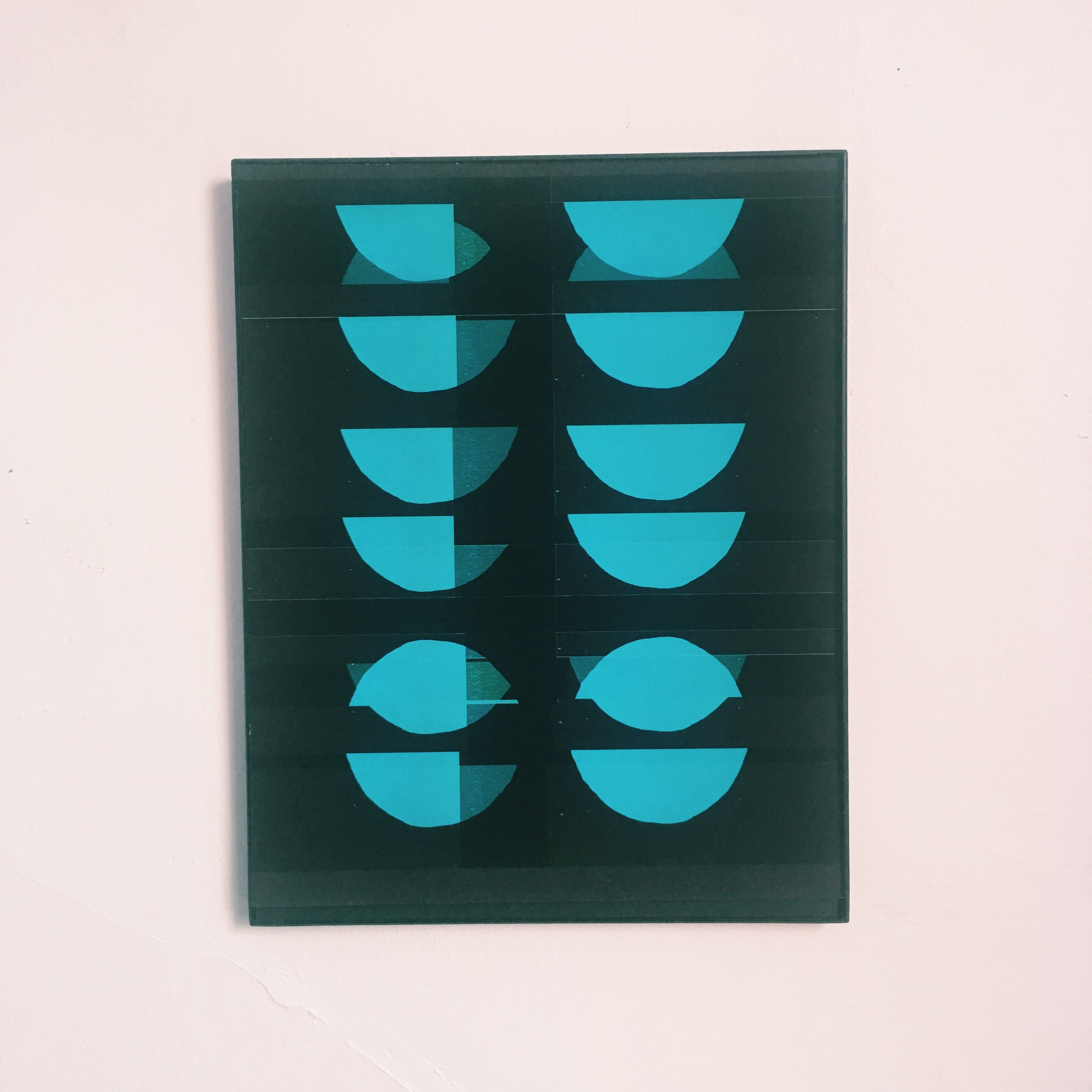 "Half Dreaming, Half Awake, 11x14"" digital print on fine art paper"