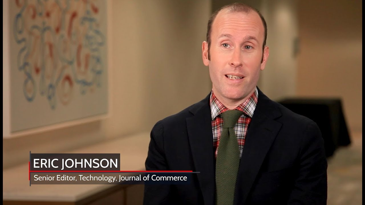 with Eric Johnson - Senior Editor of TechnologyJournal of Commerce