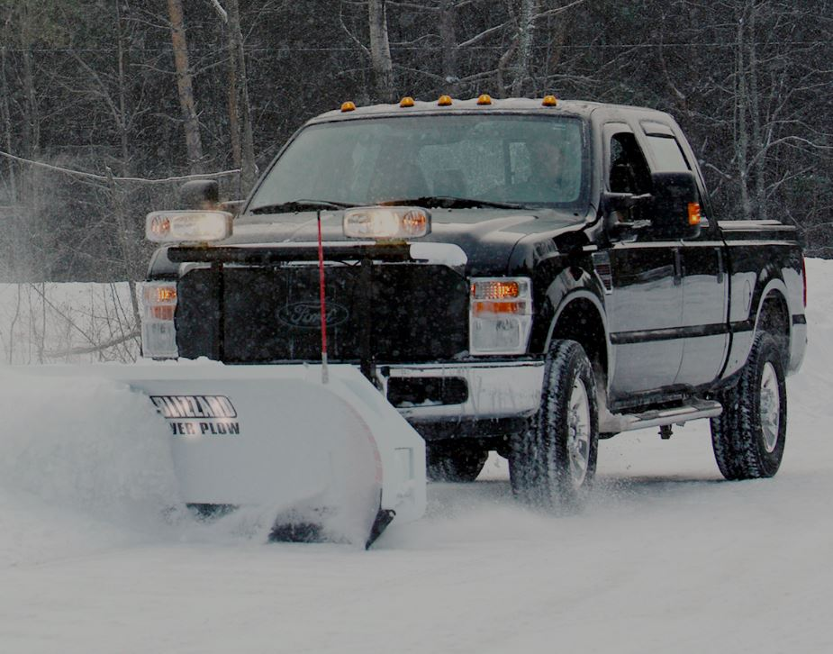 Briggs Landscape Design is a leader in reliable snow removal.