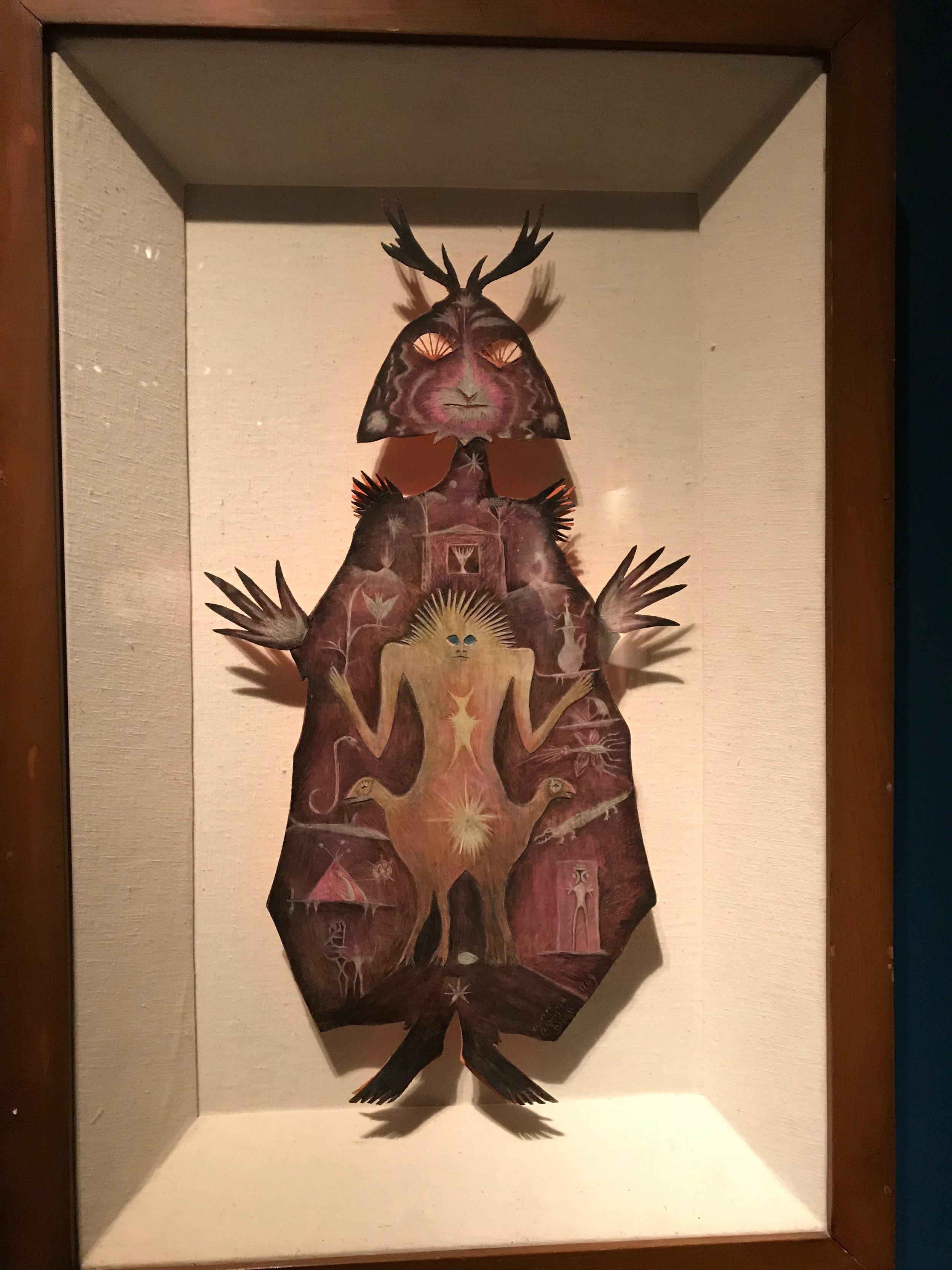 Object by Leonora Carrington.