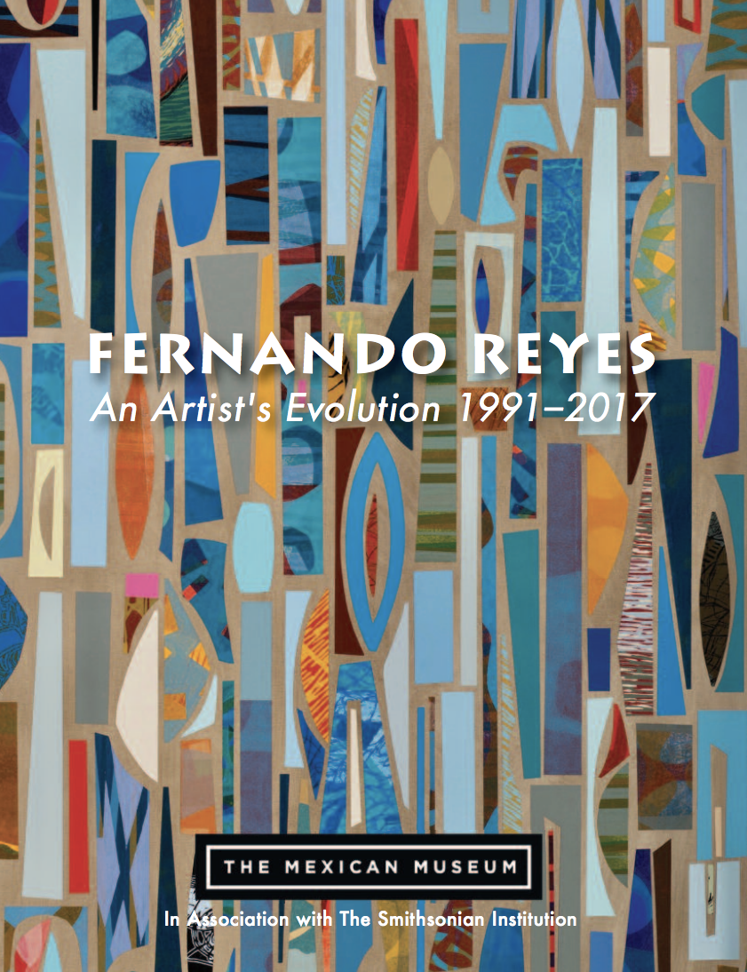 Fernando Reyes at Mexican Museum