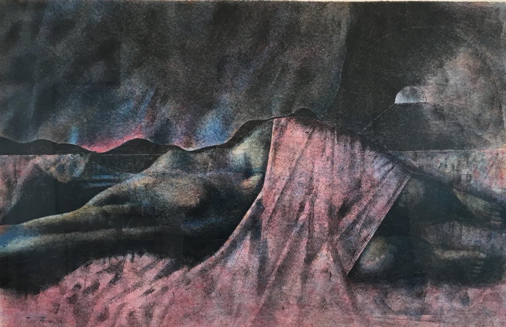 Armando morales sleeping woman