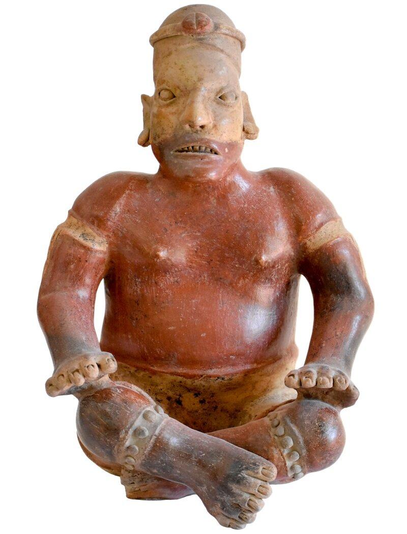 prehispanic+sculpture+at+Mexican+Museum+in+San+Francisco
