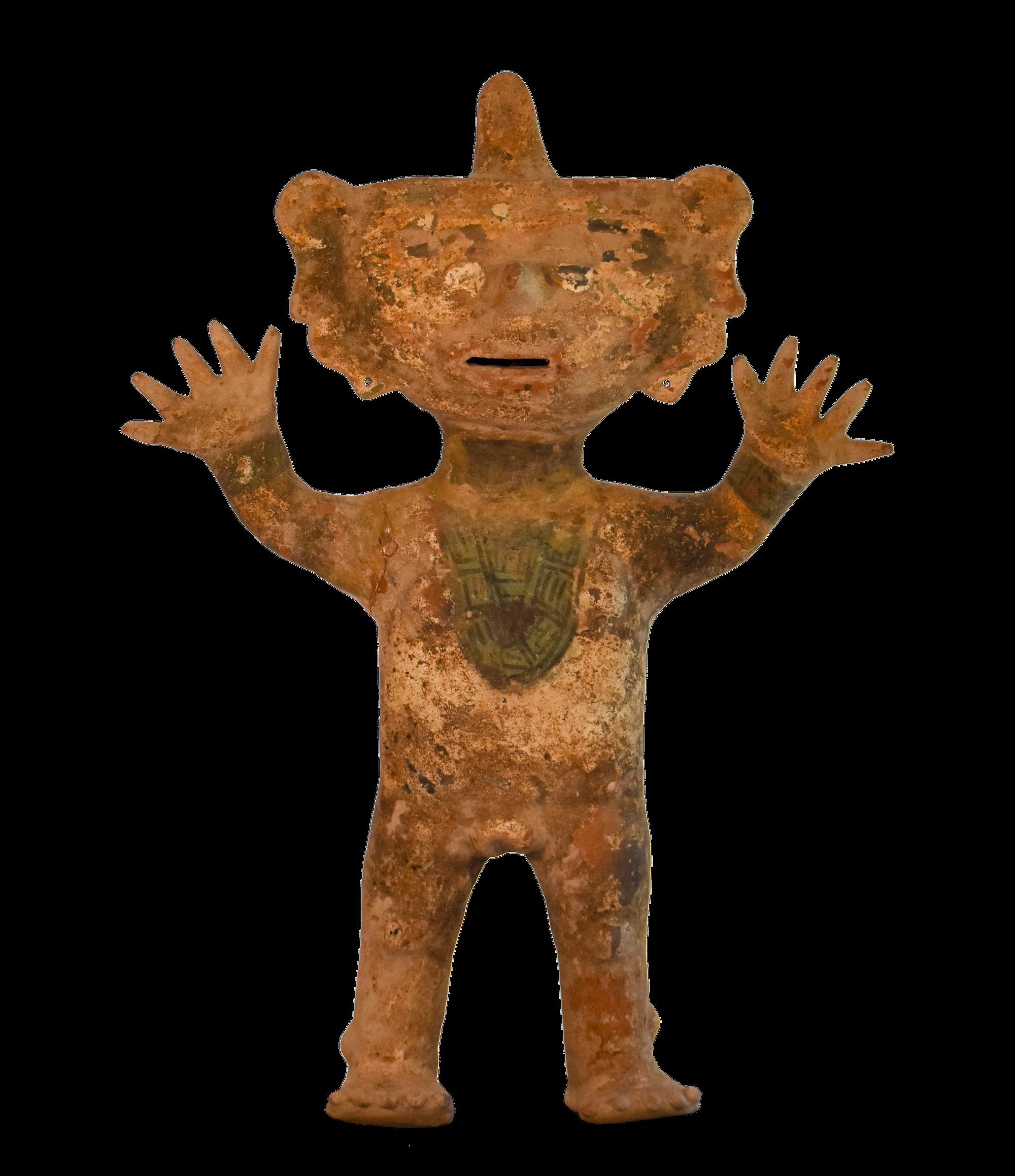 pre-colombian sculpture TMM