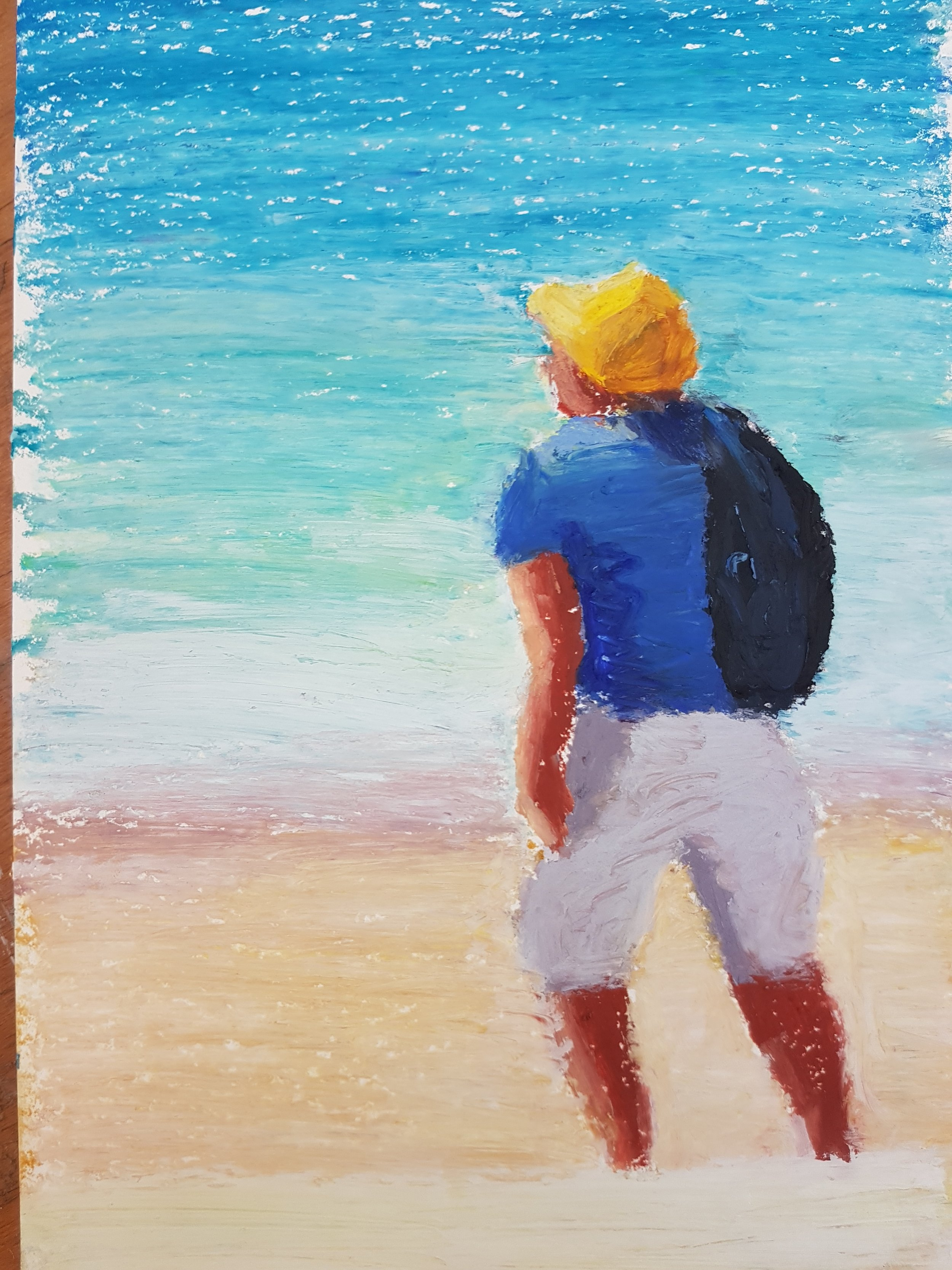 2018-007 Coast (Beach Walker)