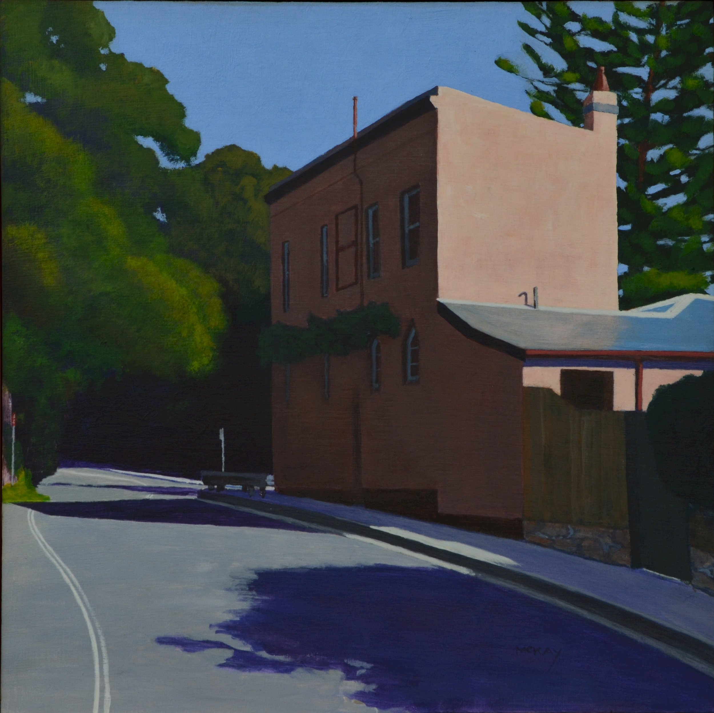 SOLD 2015-014 Bronte House, Morning