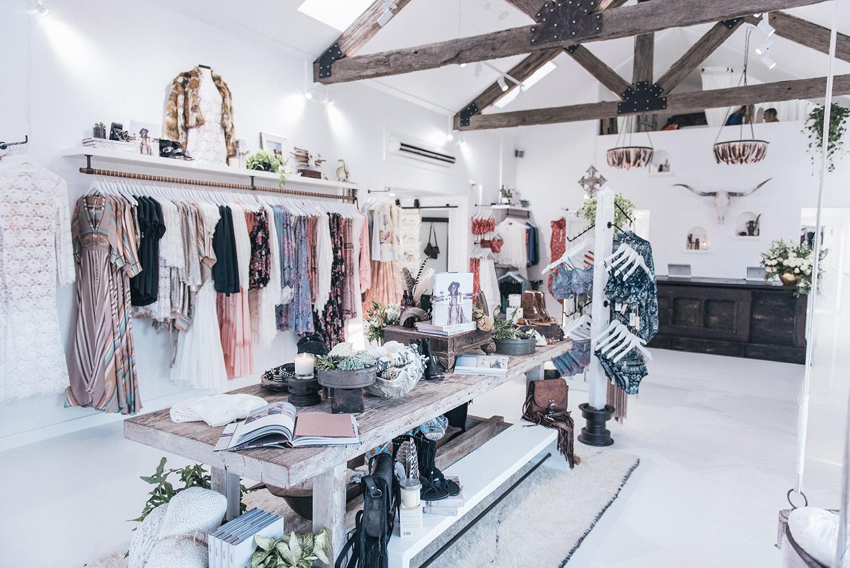 Spell Designs Store Interior