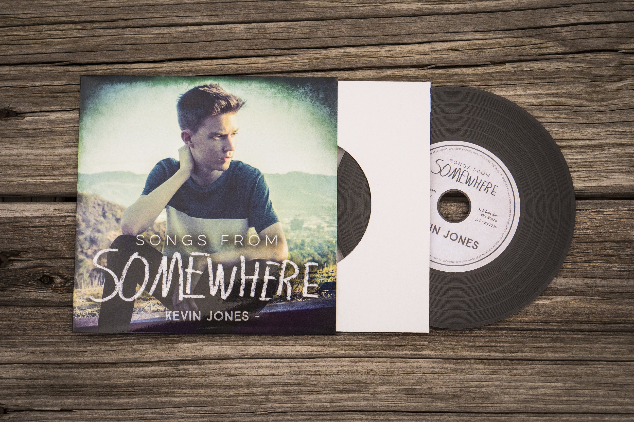 CD - Songs from Somewhere
