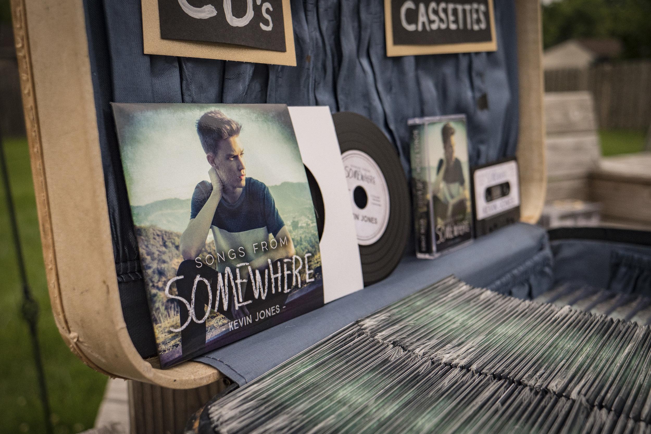 CD's & Cassettes