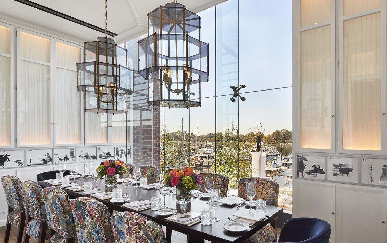 Privé Catering Del Mar Restaurant