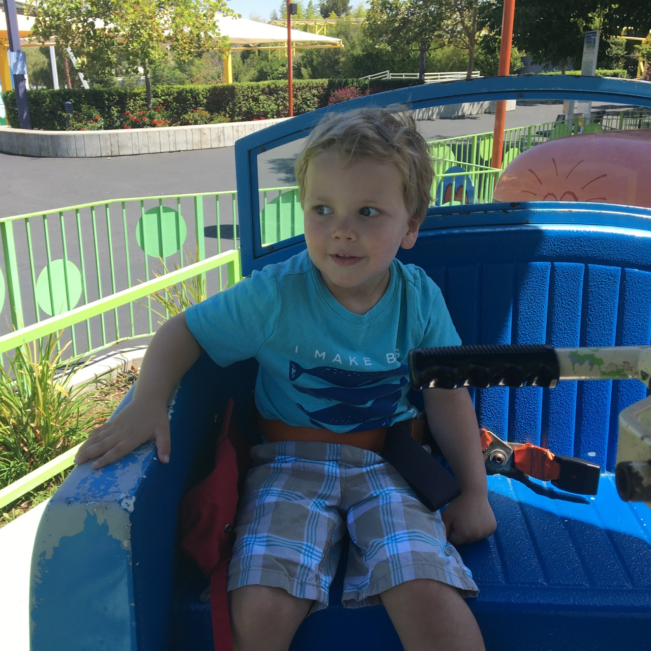 W30: Amusement park fun