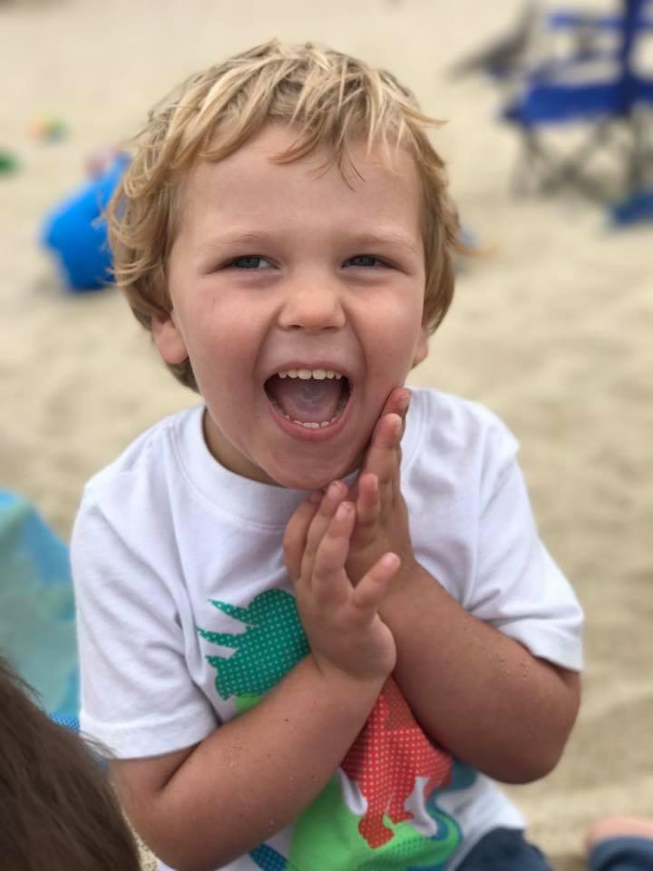 W36: Beach day!