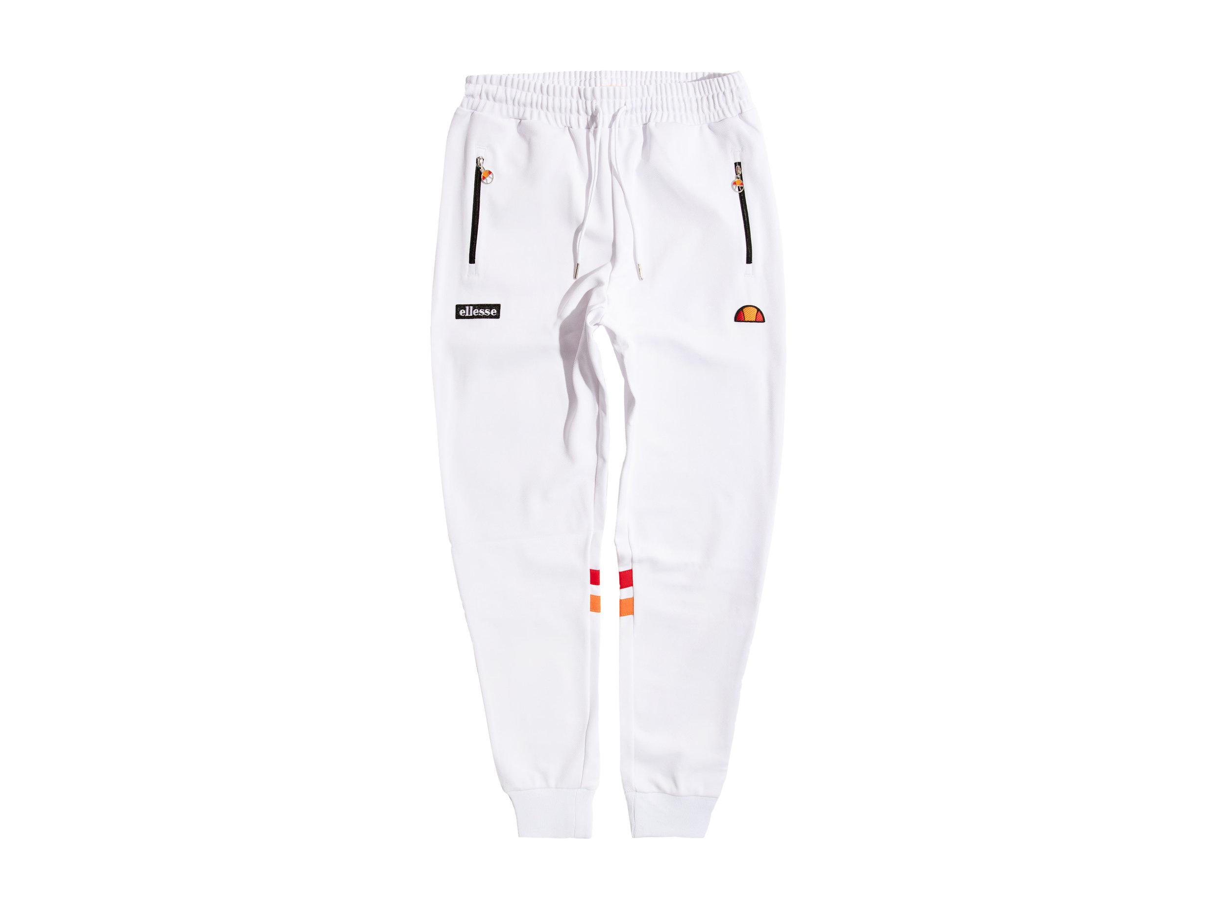 d27c232a17 ellesse Forum Premium Track Pant in White