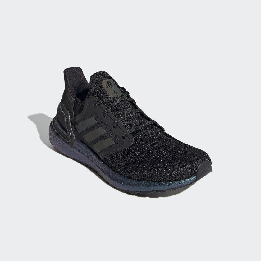 Adidas UltraBoost 20 in Signal Cyan — MAJOR