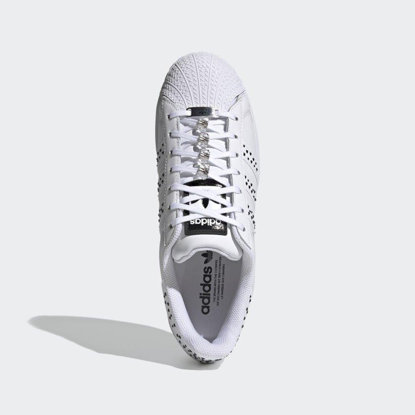 Adidas x Swarovski Superstar Bold for Women — MAJOR