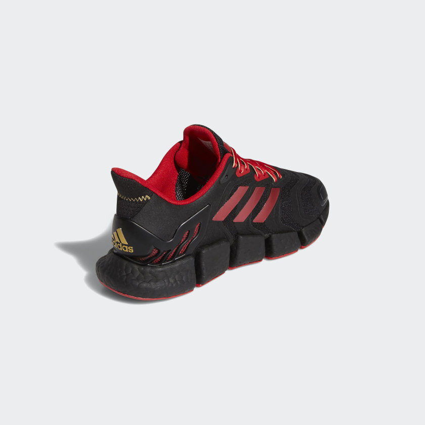 Adidas ClimaCool Vento in Black/Red — MAJOR