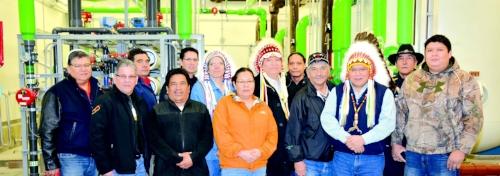 James Smith Cree Nation Group