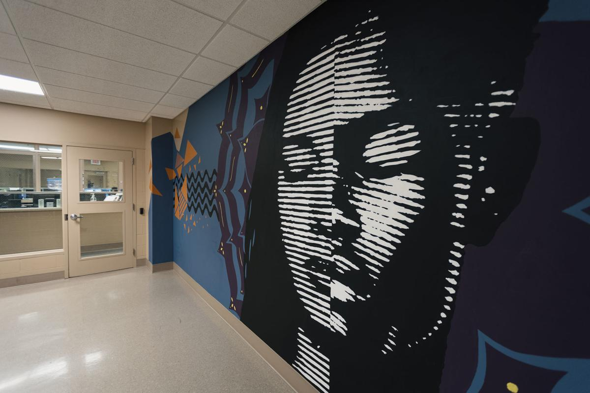 Look Within Dane County Juvenile Mural
