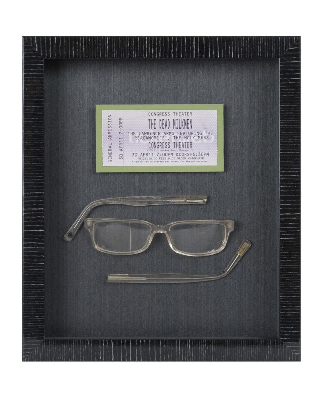 Eyeglass Shadow Box