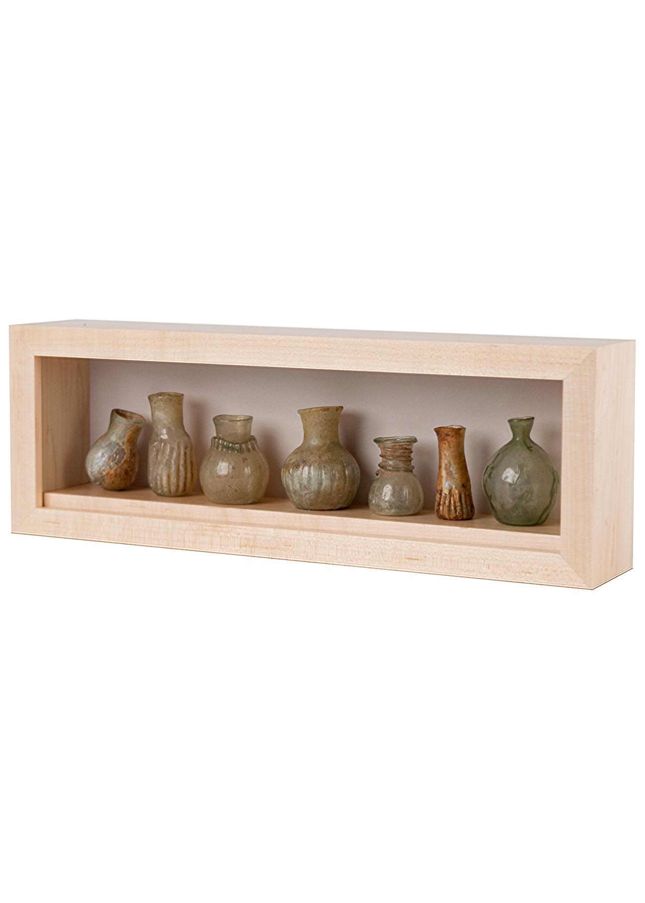 Vase Shadow Box