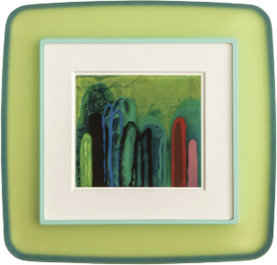 4.   Crisp and clear.   Prisma frames come in two different finishes - crisp and clear or softly sanded. We often recommend the clear finish for colorful rock posters and children's art projects, while the sanded version is a great option for softer colors and photography.