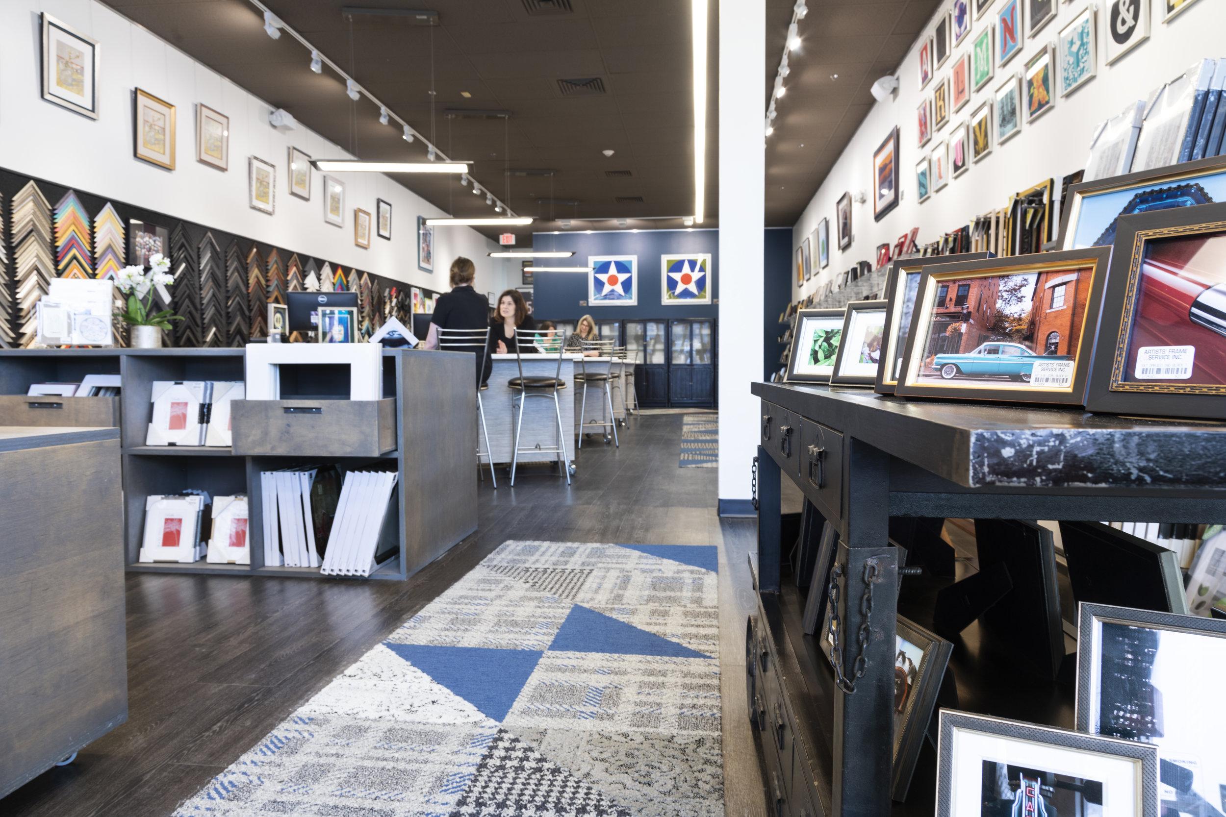 Artists Frame Service - Highland Park