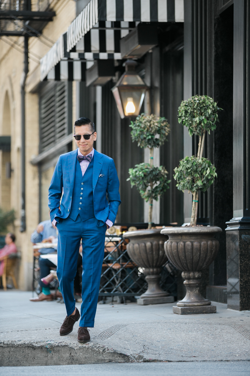 "Off The Rack:  If you are a person of average height, size and shape, you might be fine with buying suits off the rack.  Very little tailoring is needed so you will save on alteration fees.  While ""off the rack"" suits will save you on alteration fees, you will not have any choice in customizing your suit.  But with so many designers and options to choose from, it shouldn't be a problem finding a designer or brand that fits your body type and your taste.  If you choose this route for your suiting needs, it will be worth your time to explore and educate yourself on what designer or label best fits your needs.    Made To Measure:   If you don't easily fit into ""off the rack"" suits, ""made to measure"" is a great way to have a suit made to fit your particular fitting needs.  Most of the higher end designers and labels offer a made to measure program.  Not only do you get a custom fit specific to your body, you also get to choose a lot of options such as fabrics and colors, lapels, pockets, 3 button closure versus 2 button closure,etc.  I feel made to measure gives you the most bang for your buck.  You get a much nicer suit then off the rack but you are not paying the high price of a custom bespoke suit.  And once you are measured for a particular brand, they will keep that information on file to make future purchases much easier.   Custom Bespoke:   If you really are a suit nerd like me (I say that as a compliment), and really appreciate all the custom work and hand detailing in making a fine bespoke suit, then custom is the way to go.  A custom suit is built from scratch with all your measurements and all the features and functions that best compliment your body type.  You will work with an experienced tailor do decide what works best for you and you will have 100% say in exactly how your suit is made and fitted for you."