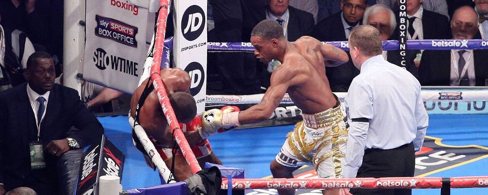 Spence vs. Brook lives up to the hype