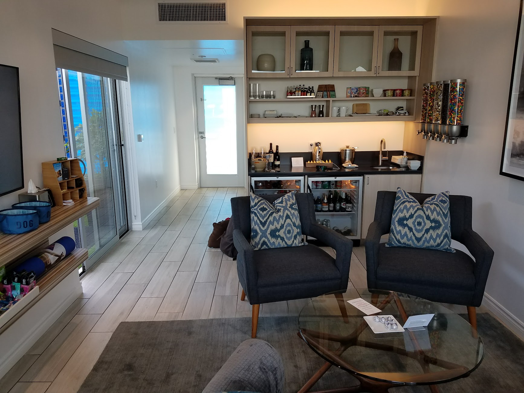 The Private Suite at LAX.