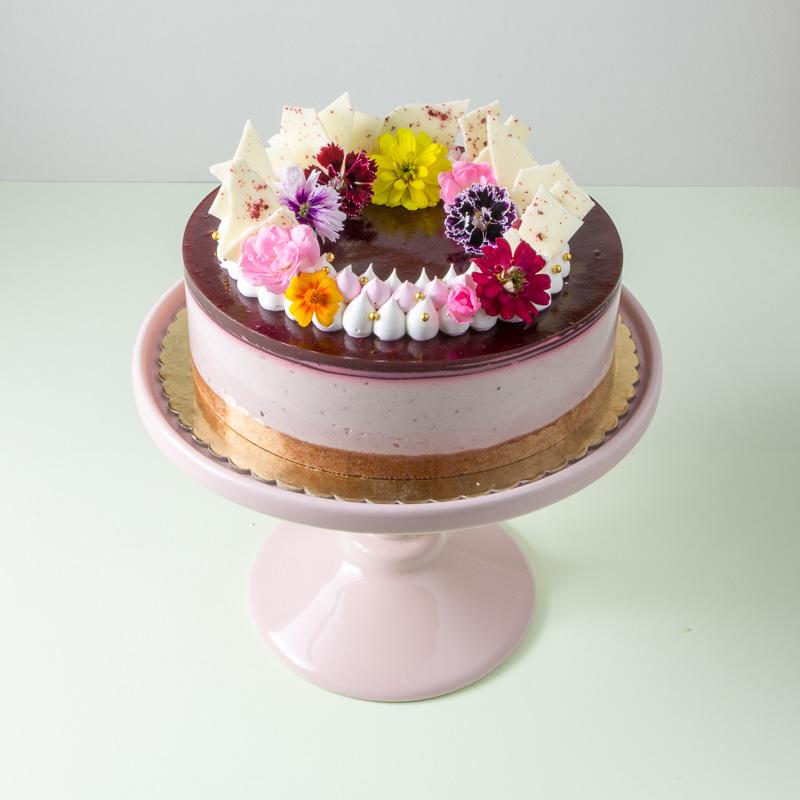 Mixberry Cheesecake