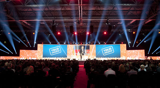 Video - From LED walls to projection screens, we've got you covered for events of any size. Make sure everyone has a great view with our amazing video packages. Display your show, sponsor loop, event presentation & more