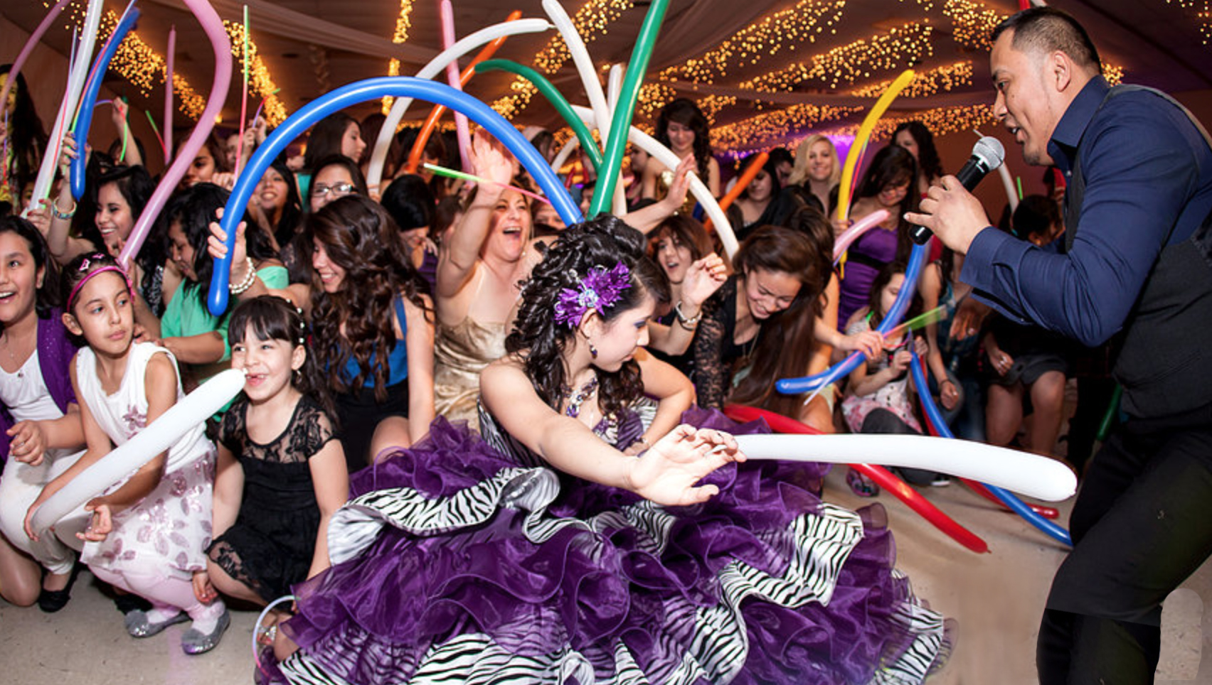 bilingual DJ's and MC's - Our experienced DJs will work with you to ensure our services far exceed your expectations and offers your guests an enjoyable event to remember.